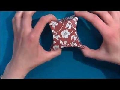 Les créas de No - DIY créer une boîte cadeau avec un CD