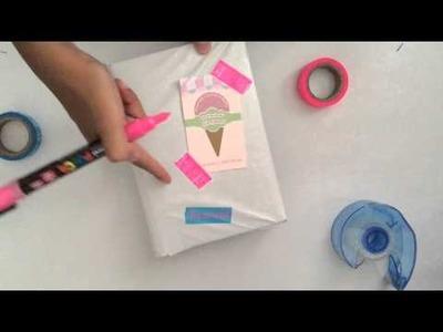 3 DIY BACK TO SCHOOL ( TROMBONES , AGENDA , TAILLE CRAYONS ) || FANNY