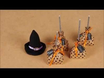 Tuto DIY 2. Happy Halloween