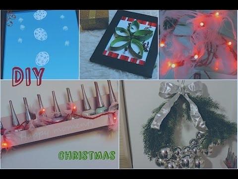DIY: Décorations pour Noël