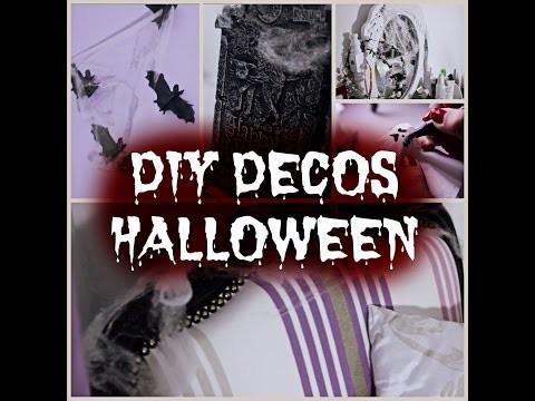 [Halloween 2014] DIY décos simples et efficaces !