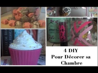 4 DIY Pour Décorer sa Chambre