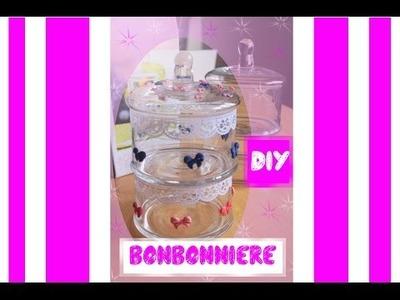 DIY ✔ Bonbonnière ✔ rapide (vidéo)