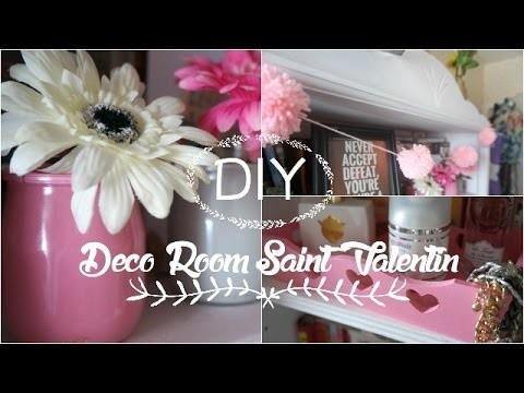 DIY ❤ Décore ta chambre pour la Saint Valentin ou Pas ^^ I SBC