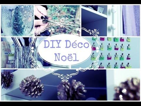 [DIY n°2] Idées déco Noël ! Faciles et efficaces