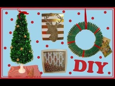 ❅ DIY Noël #4 : Idées de déco facile à faire soi même ❅