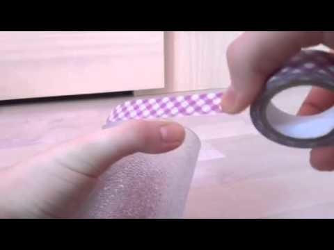 DIY pot makeup ou à crayons