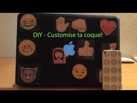 DIY - Customise ta coque