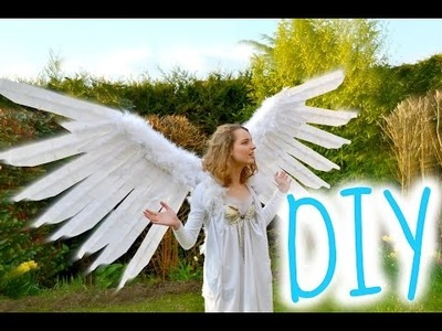 ○DIY○ Faire des ailes d'anges mobiles. How to create angel wings