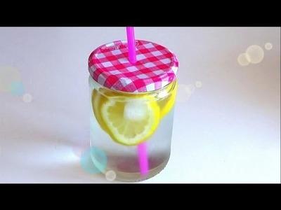 DIY - Jar à Smoothie (Facile et économique)