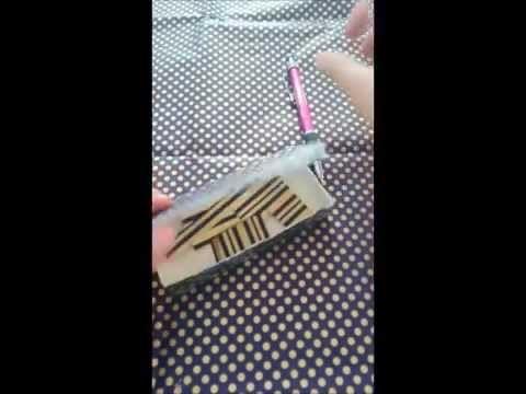 .DIY.  La boite de médicament customisée
