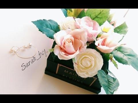 Diy Bijoux inspiration Dior et boîte décorative Maison des fleurs