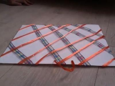 DIY Comment réaliser un pêle-mêle ?