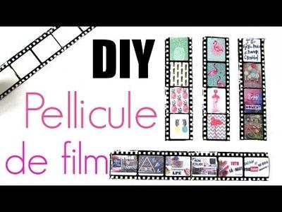 •| DIY | Pellicule de film facile à réaliser • (PimPomPerles)