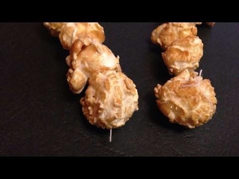 Fabriquer une guirlande de popcorn  - DIY Maison - Guidecentral