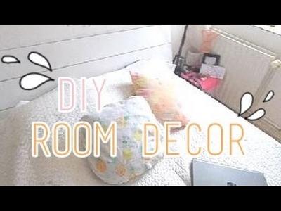 DIY Room Decor I Enjoy Beauty Makeup