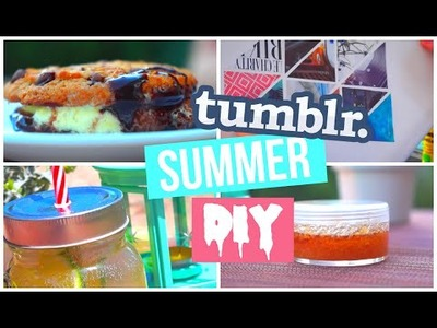 DIY Tumblr Summer