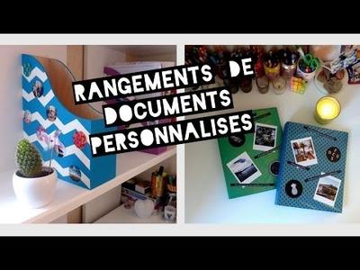 DIY ✏ Organisation de bureau