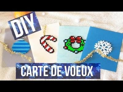 DIY ♡ Carte de Voeux I DIY Français