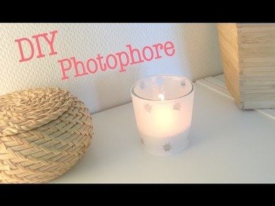 DIY Fabriquer un Photophore