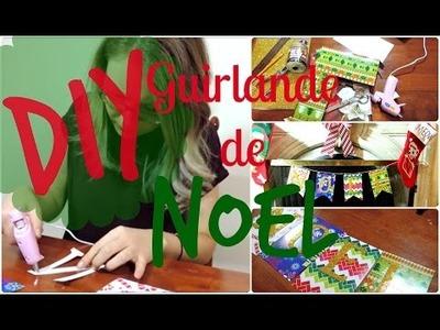 DIY Guirlande de Noel (facile et pas chere)