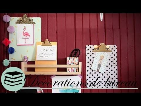 DIY Rangement & organisation - Embellir votre espace de travail - Ismérie Anglade