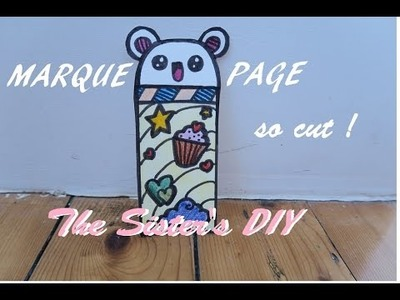 Marque-page so cut-The Sister's DIY