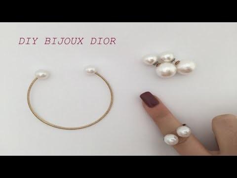 DIY: Bijoux Dior