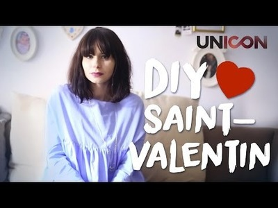 ∞DIY∞ SAINT-VALENTIN (avec Natacha Birds)