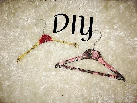 DIY : Cintre Floral Vintage