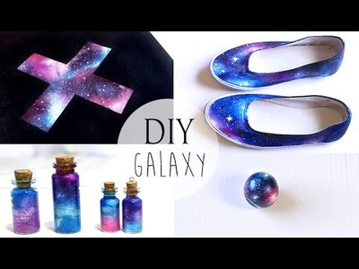 DIY ALL Galaxy !