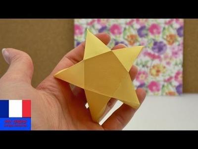 Boîte en forme d'étoile DIY | Papier cadeau ou déco | Décoration pour Noël | X-Mas