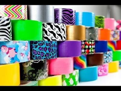 DIY - • Comment Faire Du Masking Tape •
