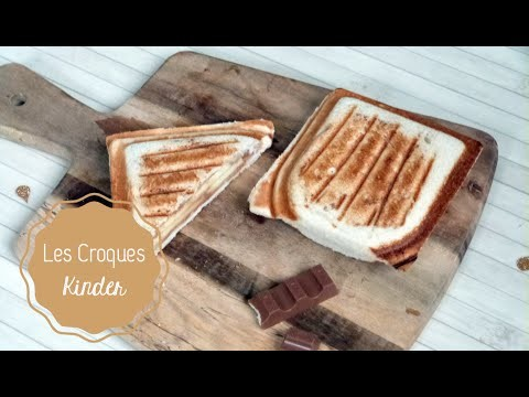DIY Cuisine ♡ Le Croque Kinder