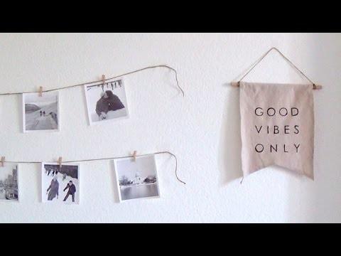DIY │Fanion à message ▵ Alyssia
