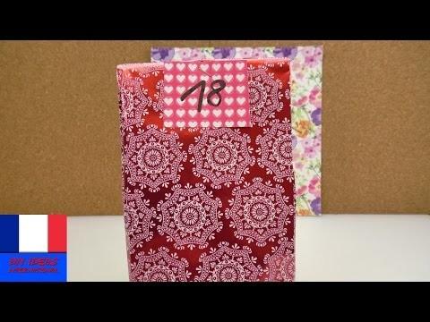 DIY Inspiration Calendrier de l'Avent Porte 18 | Calendrier de l'Avent d'Eva et de Kathi 2015