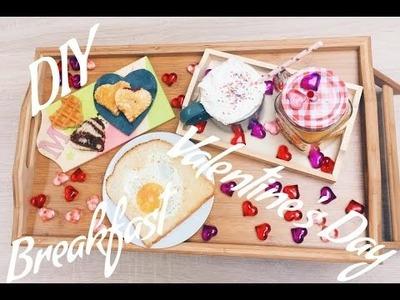 DIY Valentine's Day Breakfast