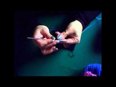 Methode augmentation de mailles au crochet