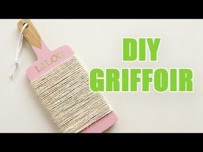 Créer un Griffoir grattoir personnalisé pour votre petit chat - DIY avec youMAKEfashion