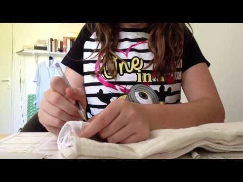 DIY lit+oreiller pulip barbie mh . .