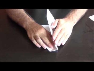 DIY - Bricolage à faire à la maison #18 (Avion en papier)