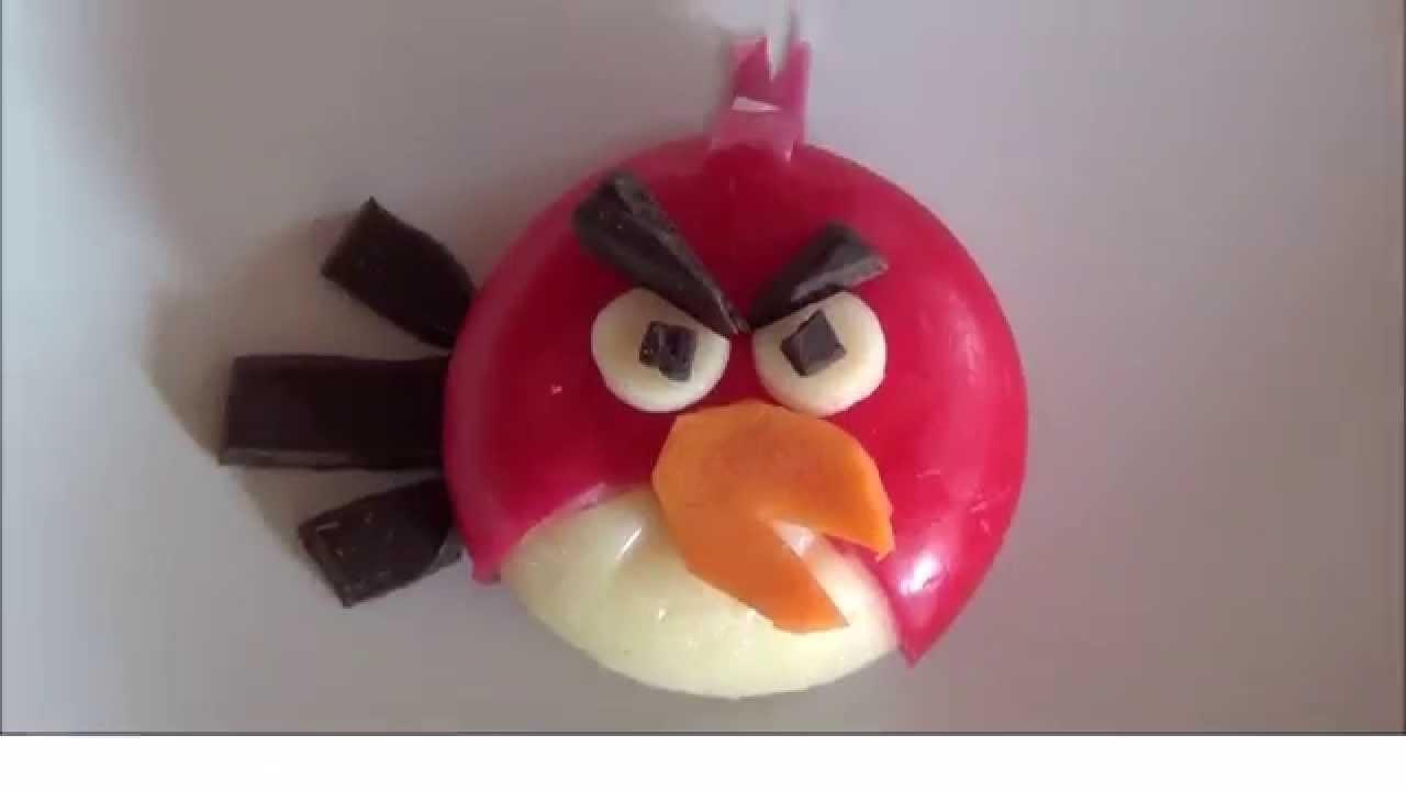 DIY - Bricolage à faire à la maison #4 (Babybel Angry Birds)