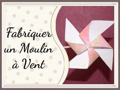 Facile diy guirlande d toiles papier emballage cadeau diy avec des flocons - Fabriquer un moulin a vent pour jardin ...