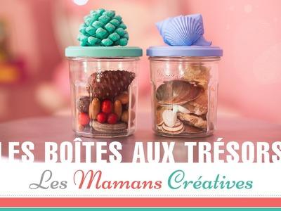 """DIY. TUTO : Creez des """"boites aux tresors"""" pour votre enfant."""