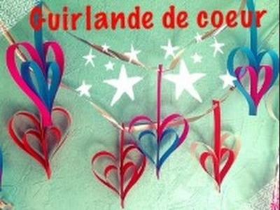 {DIY}: Guirlande de Coeur