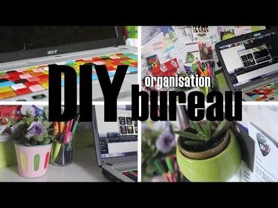 [DIY] Organiser son bureau. Desk organization