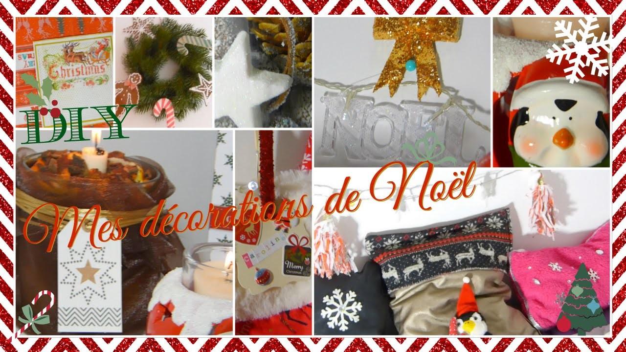Christmas | Décorations de Noël et DIY