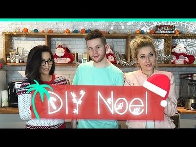 DIY de Noël : idées déco