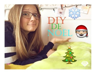 DIY de Noël!!! |Simple et Mignon♡| Laurie Lavoie