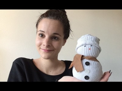 ♡ DIY Noël : Bonhomme de Neige pas cher ♡